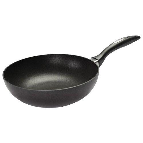 Сковорода-вок Scanpan IQ 64352400 24 см, черный сковорода гриль scanpan pro iq 27 см