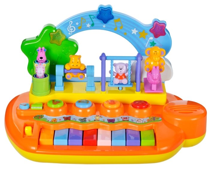 Жирафики пианино Парк развлечений 939401
