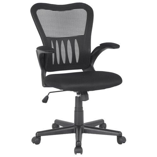 Компьютерное кресло College HLC-0658F, обивка: текстиль, цвет: черный college hlc 0370 черный