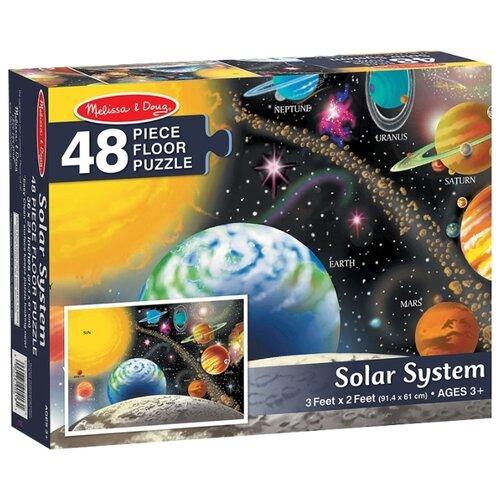 Купить Пазл Melissa & Doug Солнечная система (413), 48 дет., Пазлы