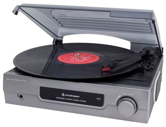 Soundmaster PL201