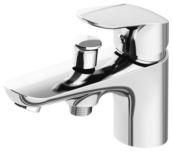 Смеситель для ванны с подключением душа AM.PM