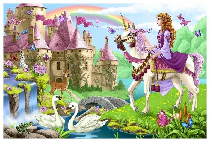 Пазл Melissa & Doug Волшебный замок (4427), 48 дет.