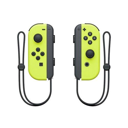 Геймпад Nintendo Joy-Con controllers Duo желтый контроллер nintendo joy con red blue acswt5