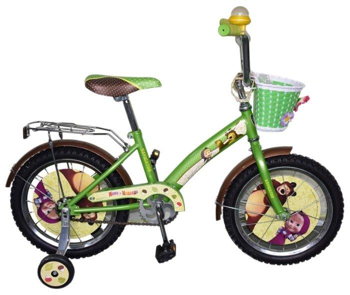 Детский велосипед Navigator Маша и Медведь (ВН16115К)