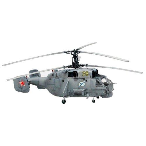 Сборная модель ZVEZDA Российский противолодочный вертолет Морской охотник (7214) 1:72 сборная модель zvezda российский вертолет огневой поддержки морской пехоты ка 29 7221pn 1 72