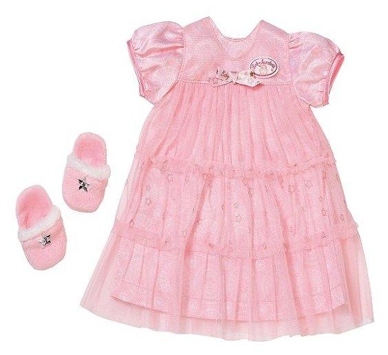Zapf Creation Комплект одежды для куклы Baby Annabell 700112