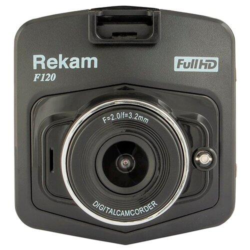 Видеорегистратор Rekam F120 rekam wtp 2011