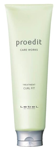 Lebel Cosmetics Маска для волос линии Proedit Hair Treatment Curl Fit
