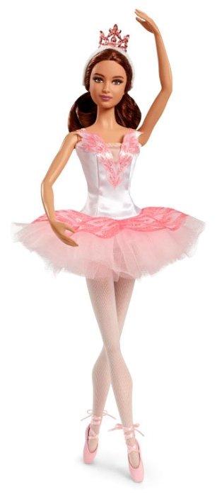 Кукла Barbie Звезда балета Шатенка, 30 см, DKM20