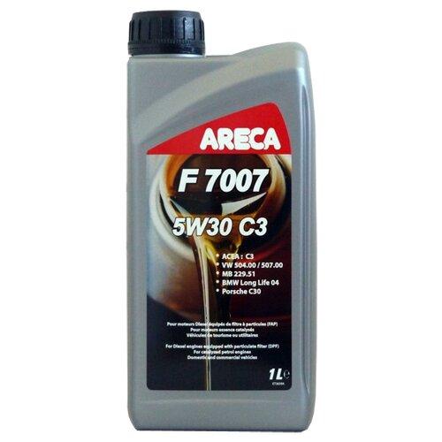 Синтетическое моторное масло Areca F7007 5W30 1 л