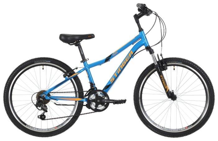 Купить Подростковый <b>горный</b> (MTB) <b>велосипед Stinger Boxxer</b> 24 ...