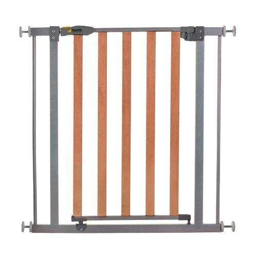 Hauck Ворота безопасности 74-81.5 см 597033 silver