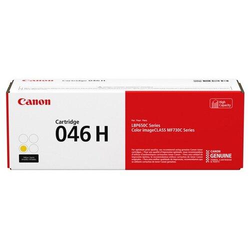 Фото - Картридж Canon 046HY (1251C002) картридж canon 046hy 1251c002 для canon i sensys lbp650 mf730 желтый