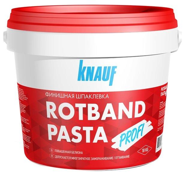 Шпатлевка KNAUF Rotband Pasta Profi