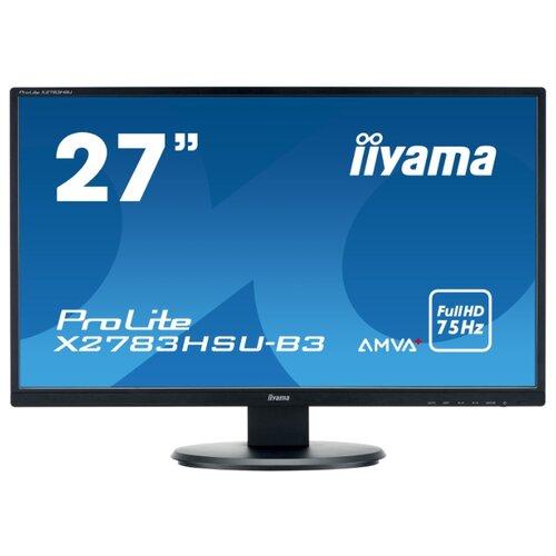 Купить Монитор Iiyama ProLite X2783HSU-3
