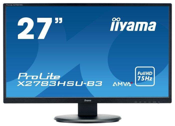 Iiyama Монитор Iiyama ProLite X2783HSU-3