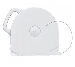 PLA пруток 3D Systems CubeX 1.75 мм серебристый