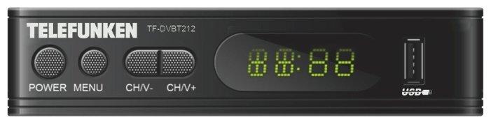 TV-тюнер TELEFUNKEN TF-DVBT212