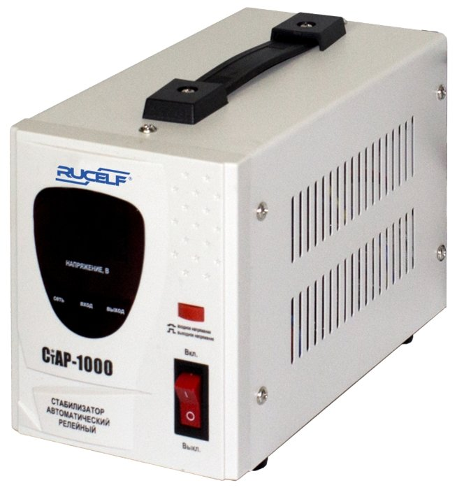 Стабилизатор напряжения однофазный RUCELF СтАР-1000 (0.7 кВт)