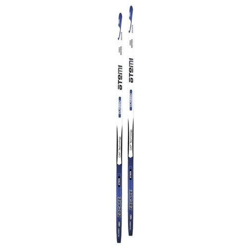Беговые лыжи ATEMI Escape синий/белый 200 см