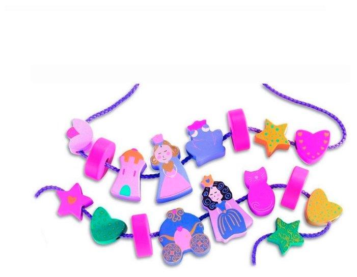 Шнуровка DJECO Принцессы (06163)