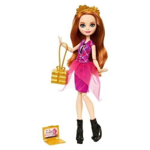 кукла mattel ever after high сказка наизнанку седар вуд cdm49 cdm51 Кукла Ever After High Принцессы-школьницы Холли О'Хэйр, 26 см, FJH08