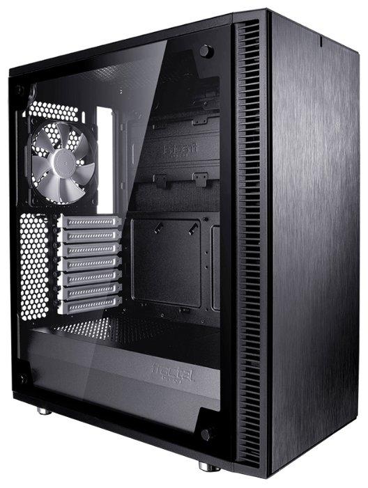 Fractal Design Компьютерный корпус Fractal Design Define C TG Black