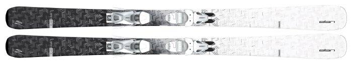 Горные лыжи Elan White Perla (17/18)