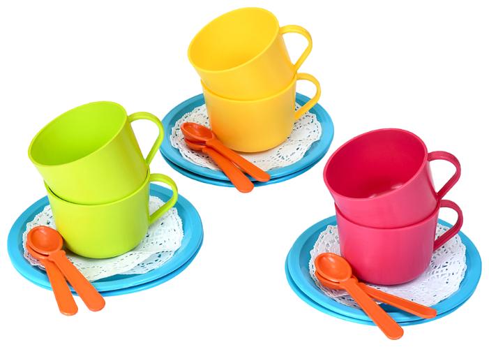 Набор посуды Росигрушка Сладкоежка 9418 фото 1