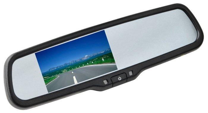 Автомобильный монитор SWAT VDR-VW-02