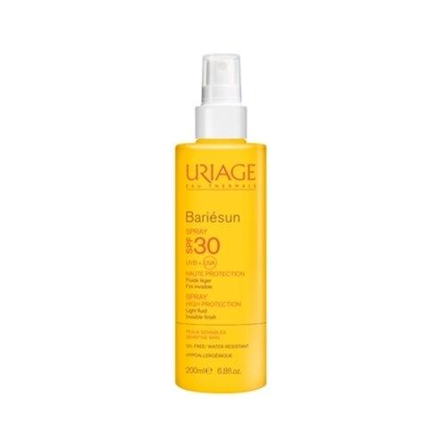 Uriage Bariesan солнцезащитный спрей SPF 30 200 мл uriage cicactive