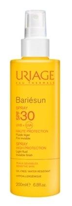 Uriage Bariesan солнцезащитный спрей SPF 30