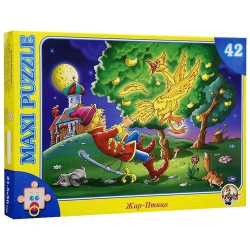 Купить Пазл Десятое королевство Макси Жар-Птица (00257), 42 дет., Пазлы