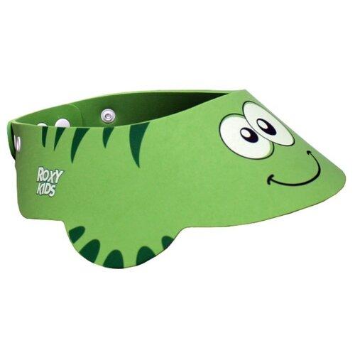 Козырек ROXY-KIDS RBC-492 зеленая ящерка