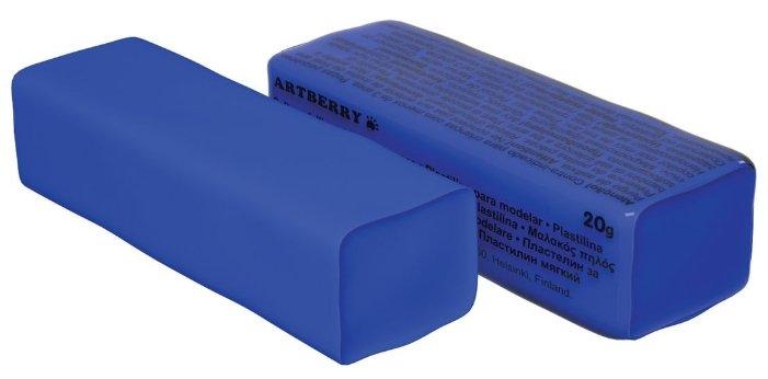 Пластилин ErichKrause Artberry синий 20 г (37284)
