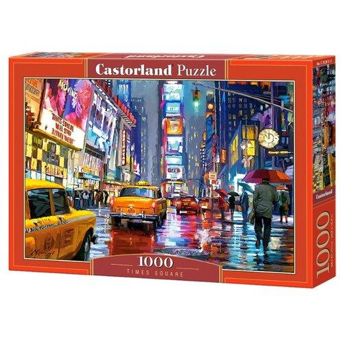 Купить Пазл Castorland Times Square (C-103911), деталей: 1000, Пазлы