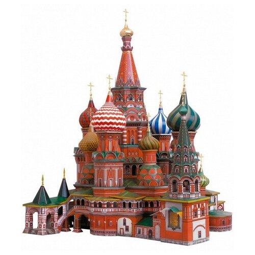 Купить Сборная модель Умная Бумага Собор Василия Блаженного (195), Сборные модели