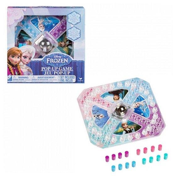 Spin Master 6033079 Холодное Сердце с кубиком и фишками