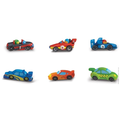 4M Mould and Paint - Racers (00-03544)
