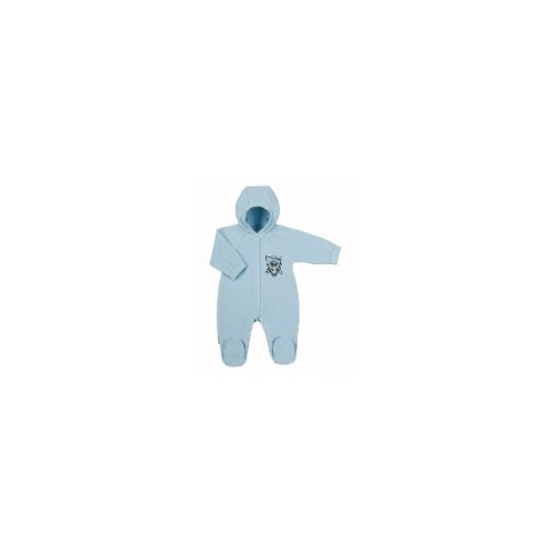 Купить Комбинезон lucky child размер 26 (80-86), голубой, Комбинезоны