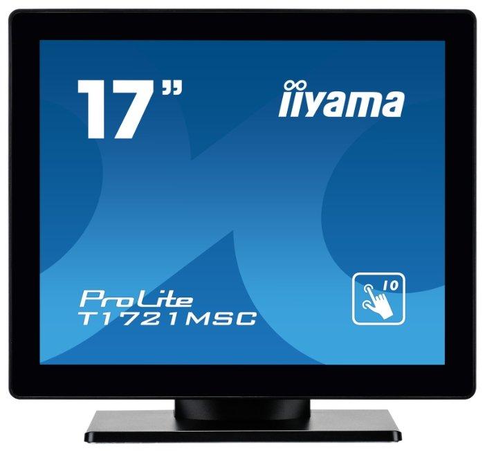 Iiyama Монитор Iiyama ProLite T1721MSC-1
