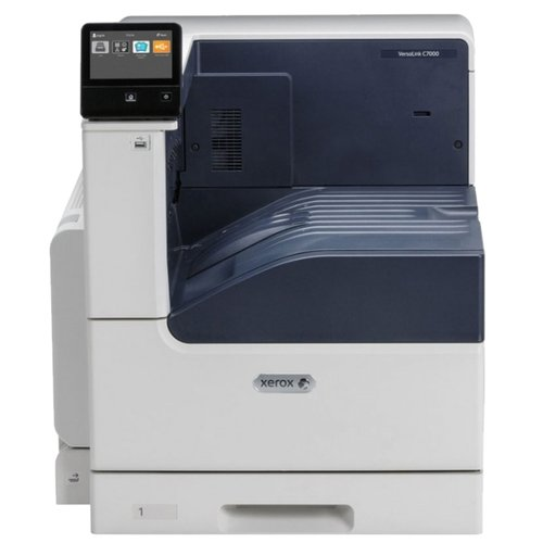 Фото - Принтер Xerox VersaLink C7000DN белый/серый принтер xerox phaser versalink c400dn