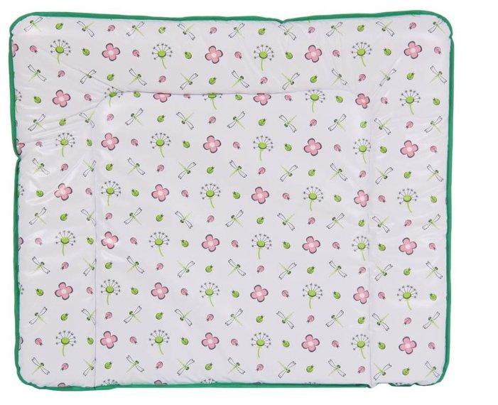 Пеленальный матрас Polini мягкая 77х72