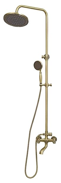 Душевая стойка Bronze de Luxe Florence 10131