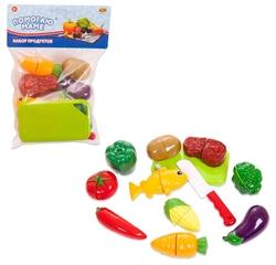 963dfb0339b24 Наборы игрушечных продуктов с посудой — купить на Яндекс.Маркете