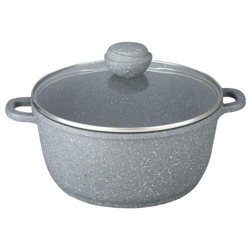 цена на Кастрюля Bekker BK-3815 4,3 л, серый
