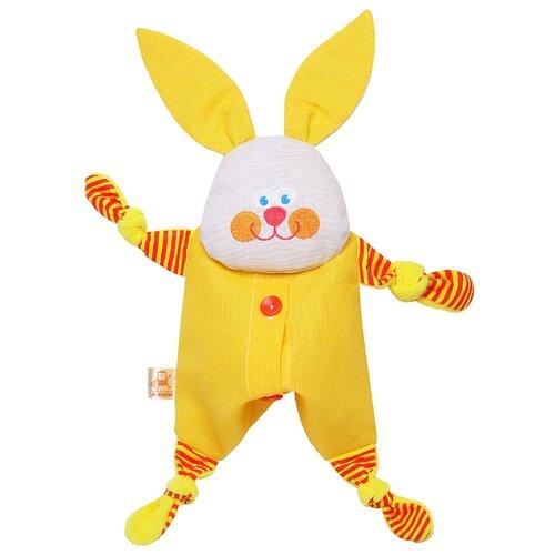 Купить Игрушка-грелка Мякиши Заяц 44 см, Мягкие игрушки