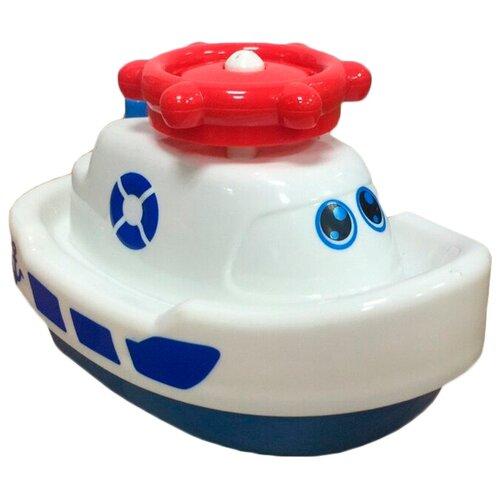 Купить Игрушка для ванной ABtoys Катер электромеханический (PT-00544), Игрушки для ванной