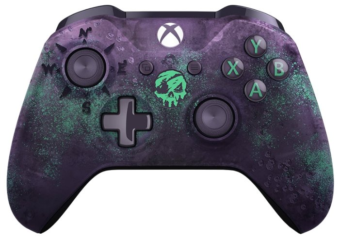 Геймпад Microsoft Xbox One Wireless Controller Sea of Thieves